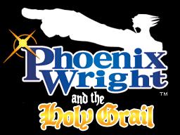 Phoenix Wright meet Holy Grail by thekyrianne