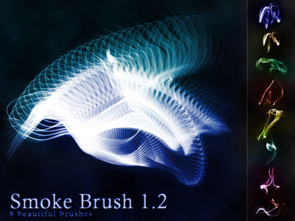 Smoke Brush Set 1.2 by wiim
