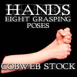 Hands:  Grasping Pose Pack