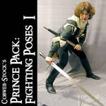 Prince Pack:  Fighting Poses I