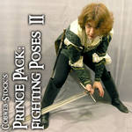 Prince Pack:  Fighting Poses 2