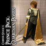 Prince Pack:  Guardian Poses