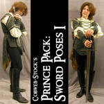 Prince Pack:  Sword Poses 1