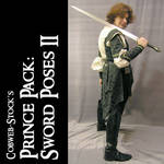 Prince Pack:  Sword Poses 2