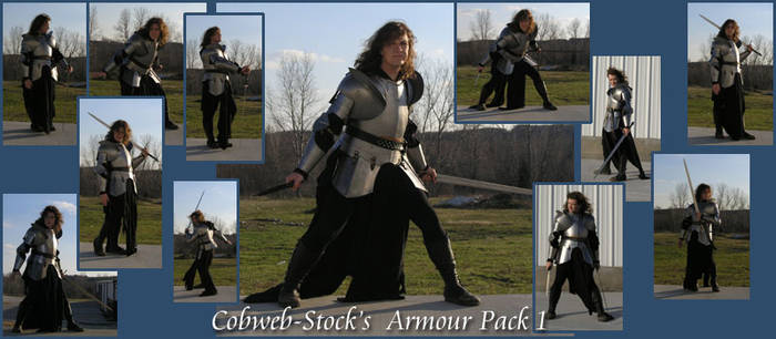 Armour Pack 1