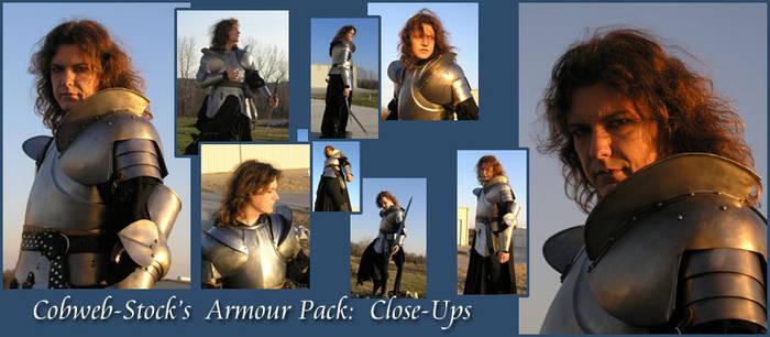 Armour Pack Close-Ups