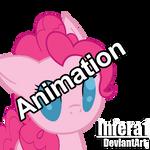Pinkie pie animation