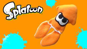 Splatoon Plush Pattern