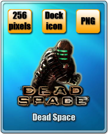 Dead Space dock icon