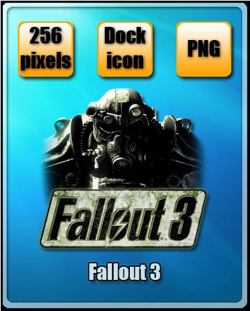 Fallout 3 dock icon