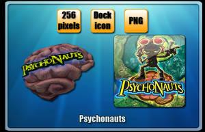 Psychonauts dock icons