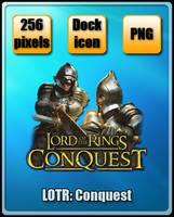 LOTR: Conquest dock icon 2