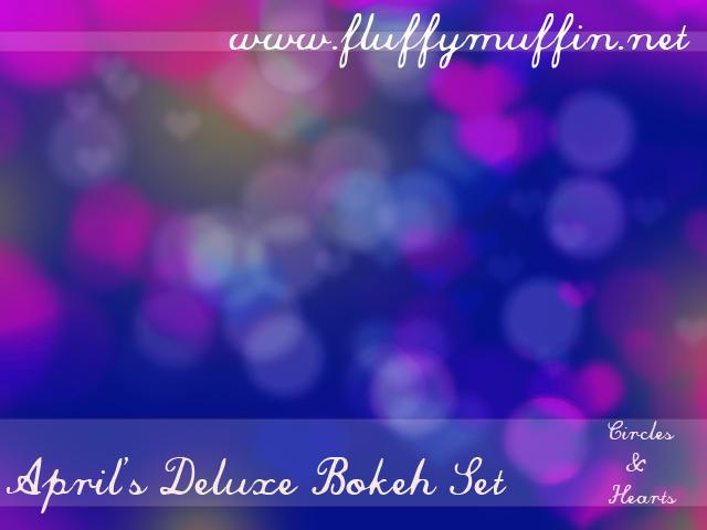 April's Deluxe Bokeh Set by AprilMaybe