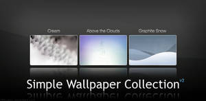 Simple Wallpaper Collection 2 by c55inator