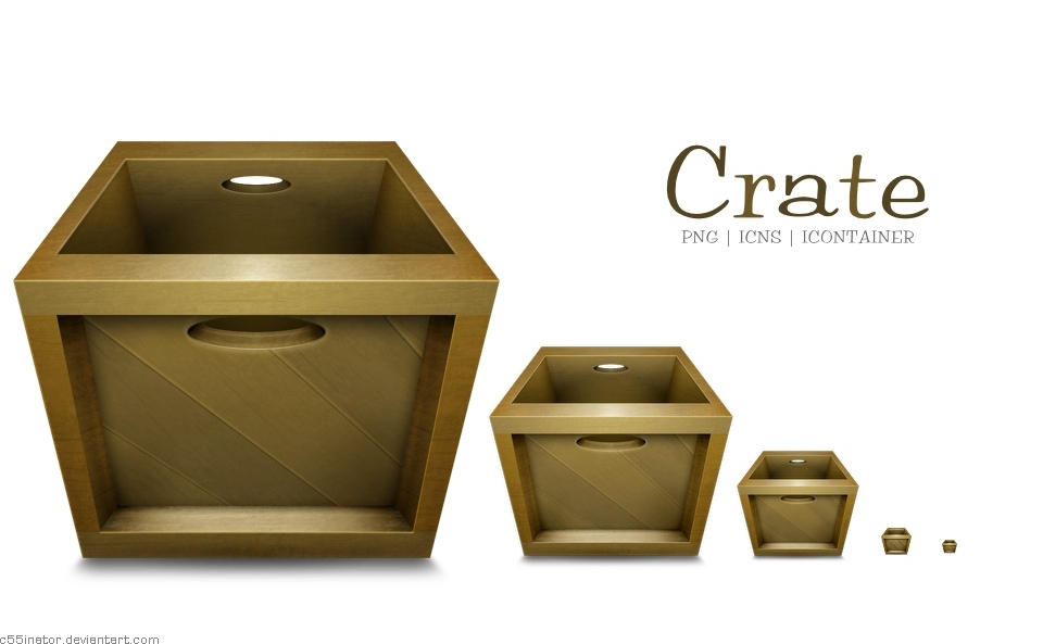 Crate by c55inator