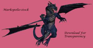 Dragon Blue April 1