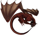 Dragon - Red 2