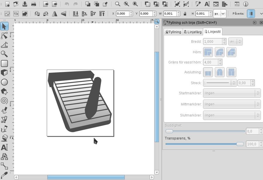SimplyGrey inkscape theme by Scnd101