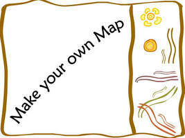 Math Activity - Make Your Own Map