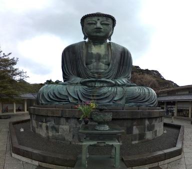Kamakura: Koutoku-in Daibutsu by Daiyoukai-sama