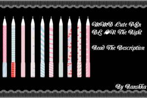 [MMD]- Cute Pen Pack [+DL] by Ranshka