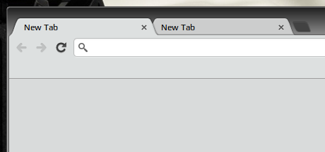 Spilled milk theme for Chromium/Chrome browsers by cloverspawn