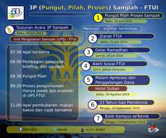 50th FTUI (schedule 01) by nurwijayadi
