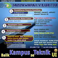 Munas FTUI (schedule 02) by nurwijayadi
