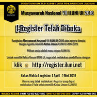 Munas ILUNI UI - i-Registrasi (bright) by nurwijayadi