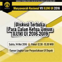 Munas - Diskusi Terbuka Calon (bright) by nurwijayadi