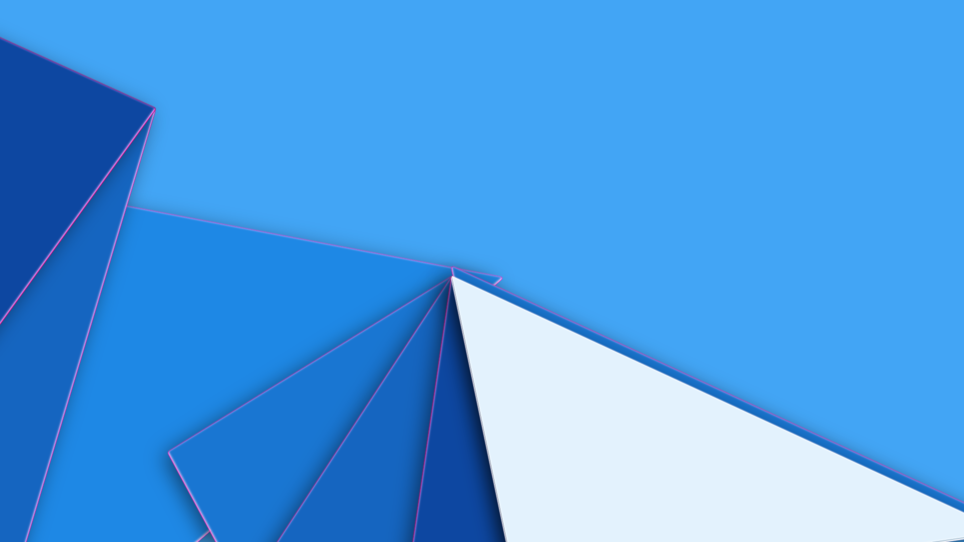 material design wallpaper blue - photo #44