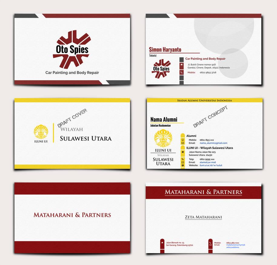 Business Card by nurwijayadi