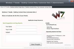 W7T Desktop Cascade Context