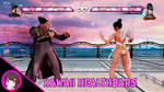 TEKKEN 7 - Cute Healthbar by MaeveWarrior