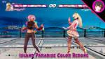 TEKKEN 7 - Island Paradise Re-Color by MaeveWarrior