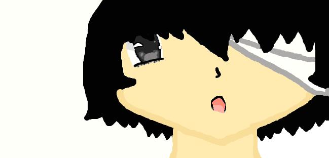 Kyo has a bad head by dantania-dan