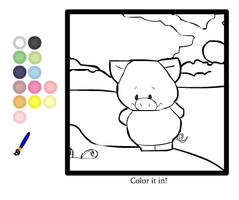 Color Piggie by Crazyangel89