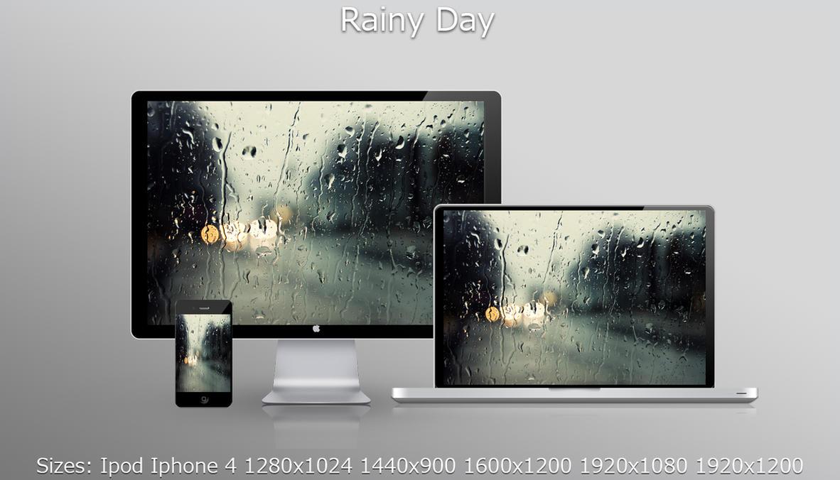 Rainy Day Wallpaper by kionee