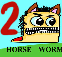 Horse Worm Movie 2 by gingerneck