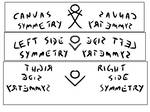 Canvas symmetry brushes for FireAlpaca