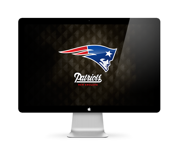 New England Patriots wallpaper by madazulu