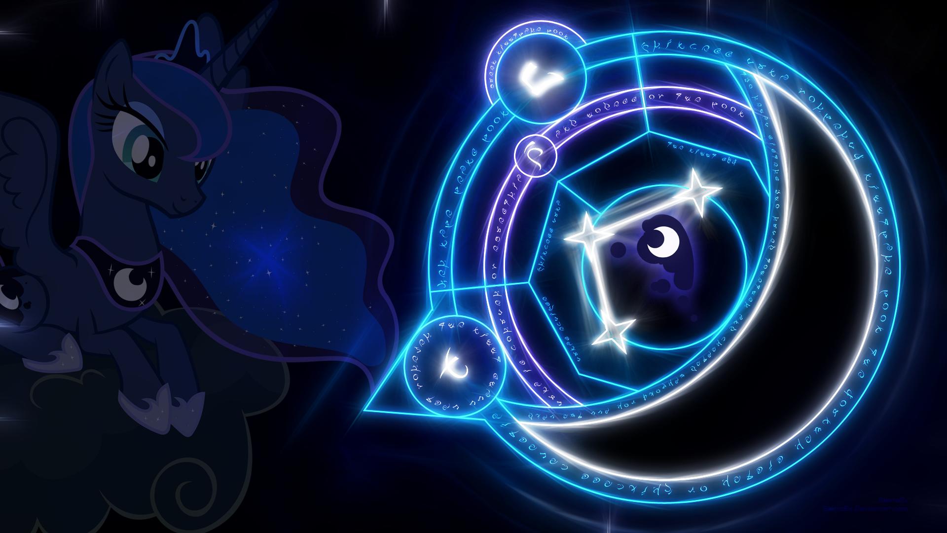 Arcane Luna by SierraEx