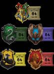 Hogwarts Houses Calendar 1.0