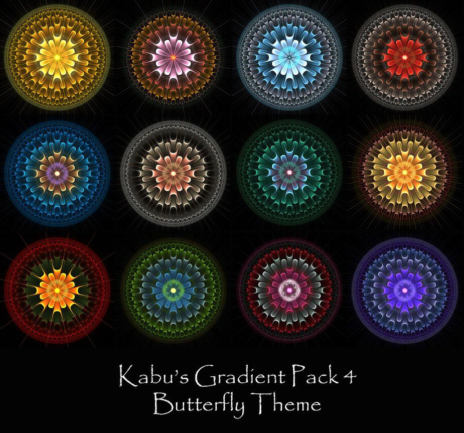 Kabu's Gradient Pack 4 by Kabuchan