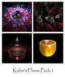 Kabu's Flame Pack 1