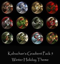 Kabu's Gradient Pack 5 by Kabuchan