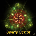 Swirly Script