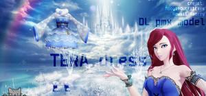 TERA Online - Cool Dress / DL