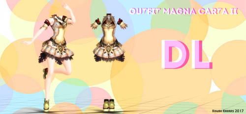 Outfit Magna Carta II DL by Kowaii-Kaorry