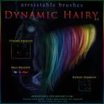 v.3 Dynamic Hairy Brushes